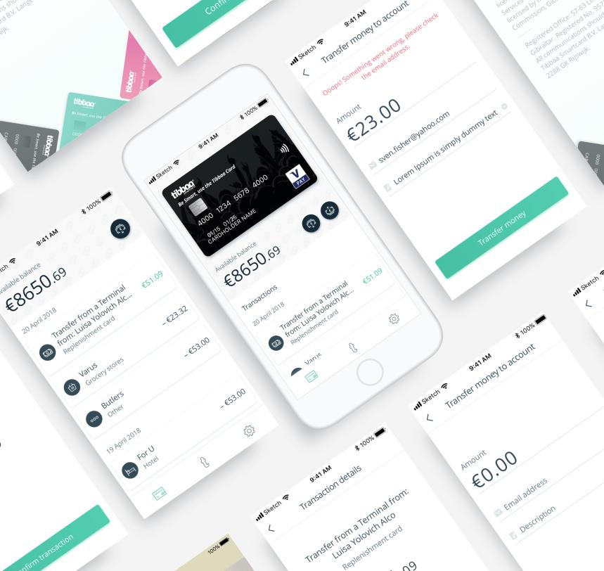 Image of Smart-Card mobile app